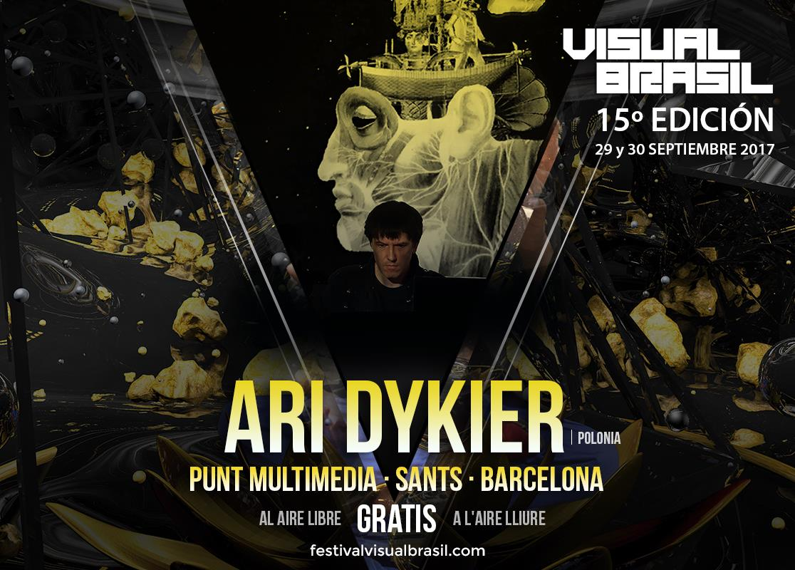 Vbrasil Artists 2017 ARI DYKIER