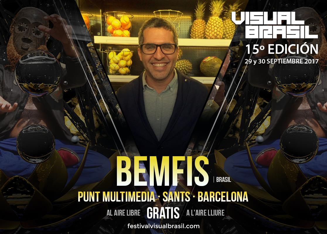 Vbrasil Artists 2017 BEMFIS