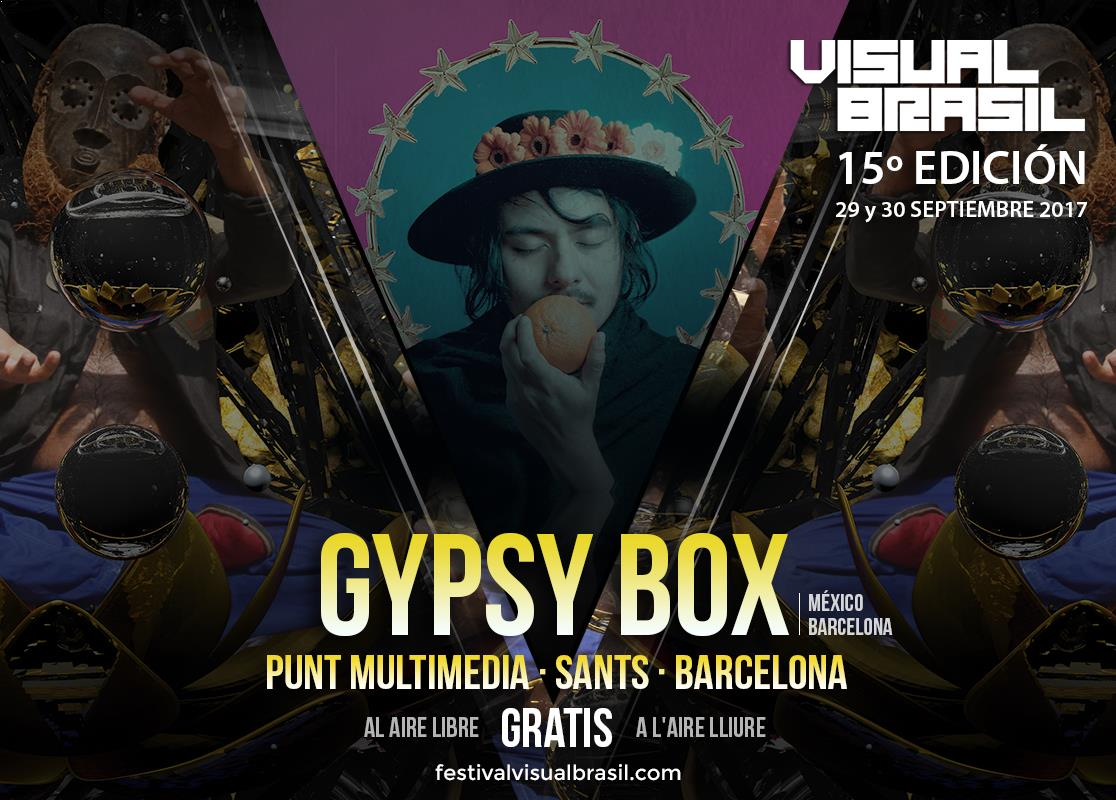 Vbrasil Artists 2017 GYPSY BOX