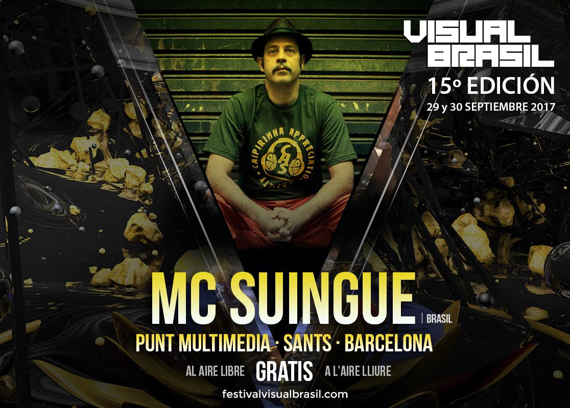 Vbrasil Artists 2017 MC SUINGUE