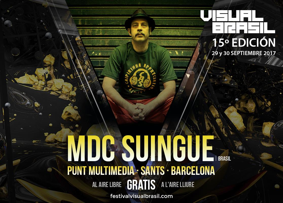 Vbrasil Artists 2017 MDC SUINGUE