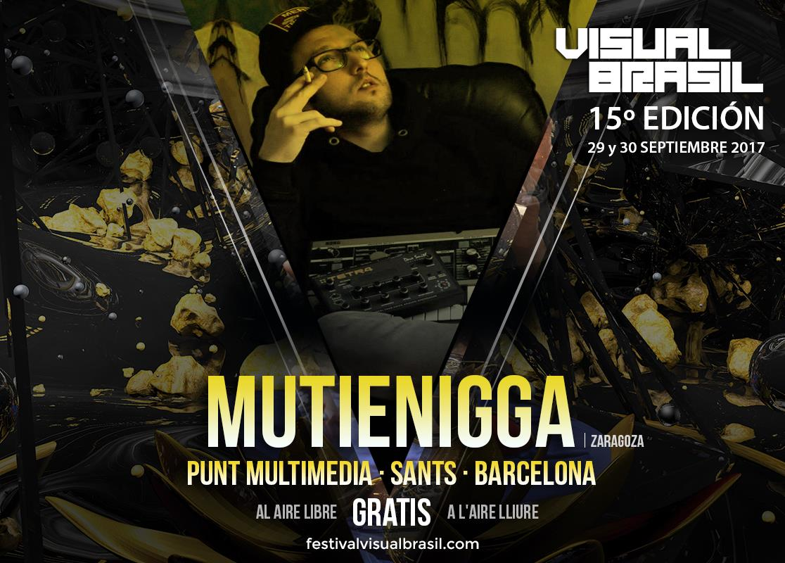Vbrasil Artists 2017 MUTIENIGGA