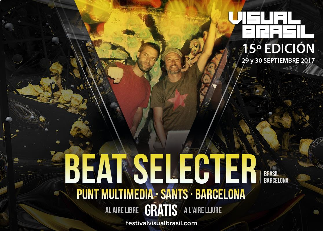 Vbrasil Artists 2017 Beat Selecter