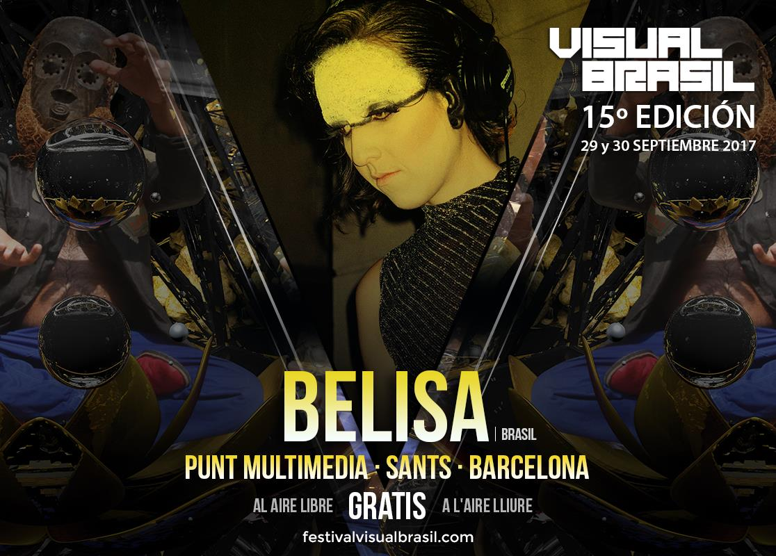 Vbrasil Artists 2017 Belisa