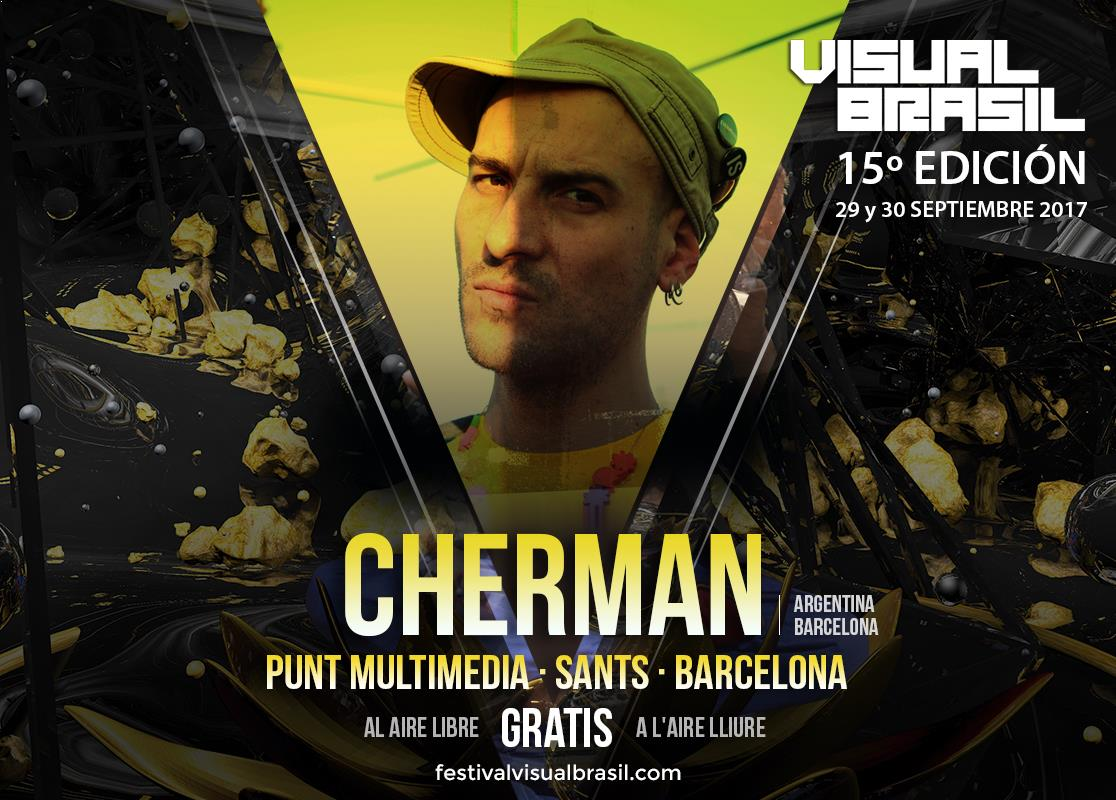Vbrasil Artists 2017 Cherman