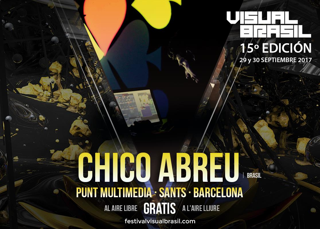 Vbrasil Artists 2017 Chico Abreu