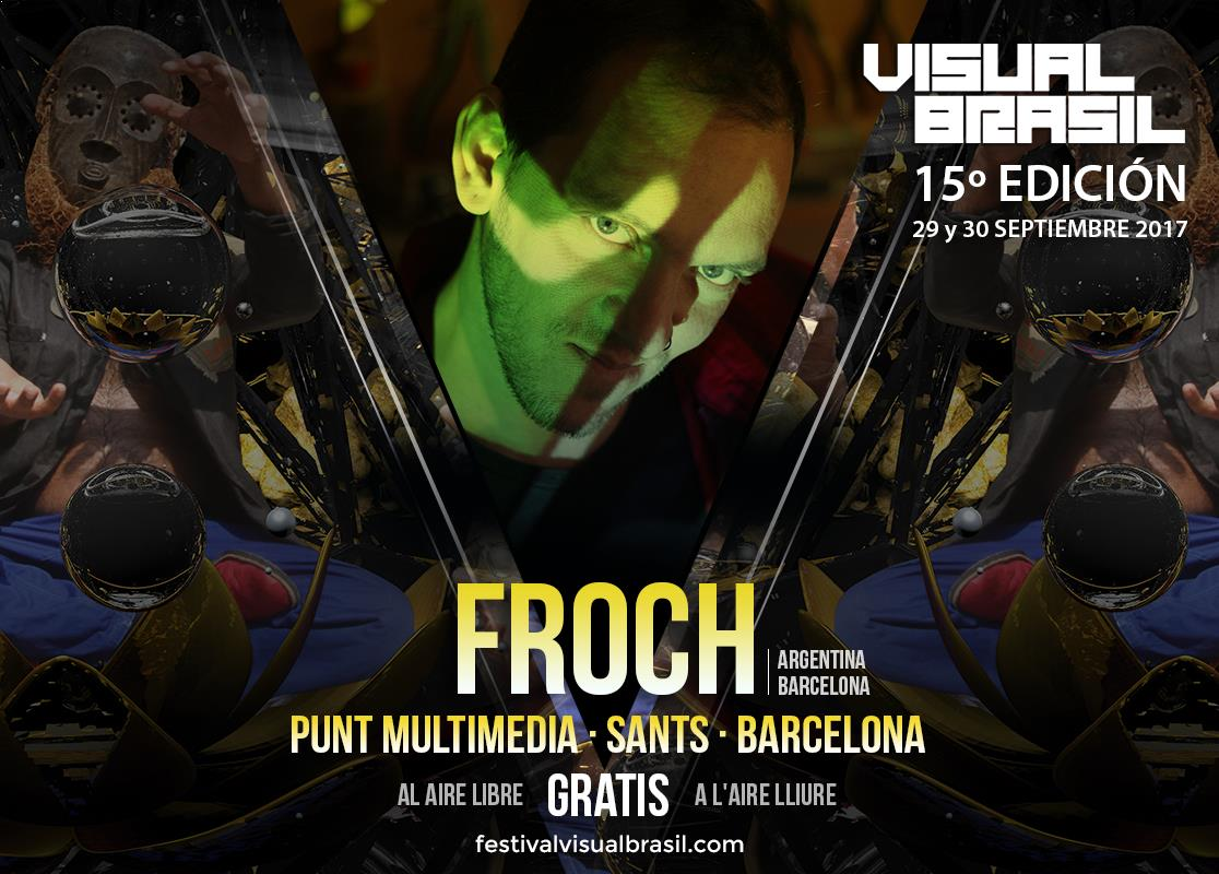 Vbrasil Artists 2017 Froch