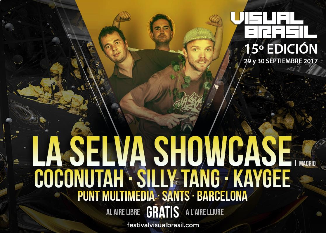 Vbrasil Artists 2017 Laselvashowcase