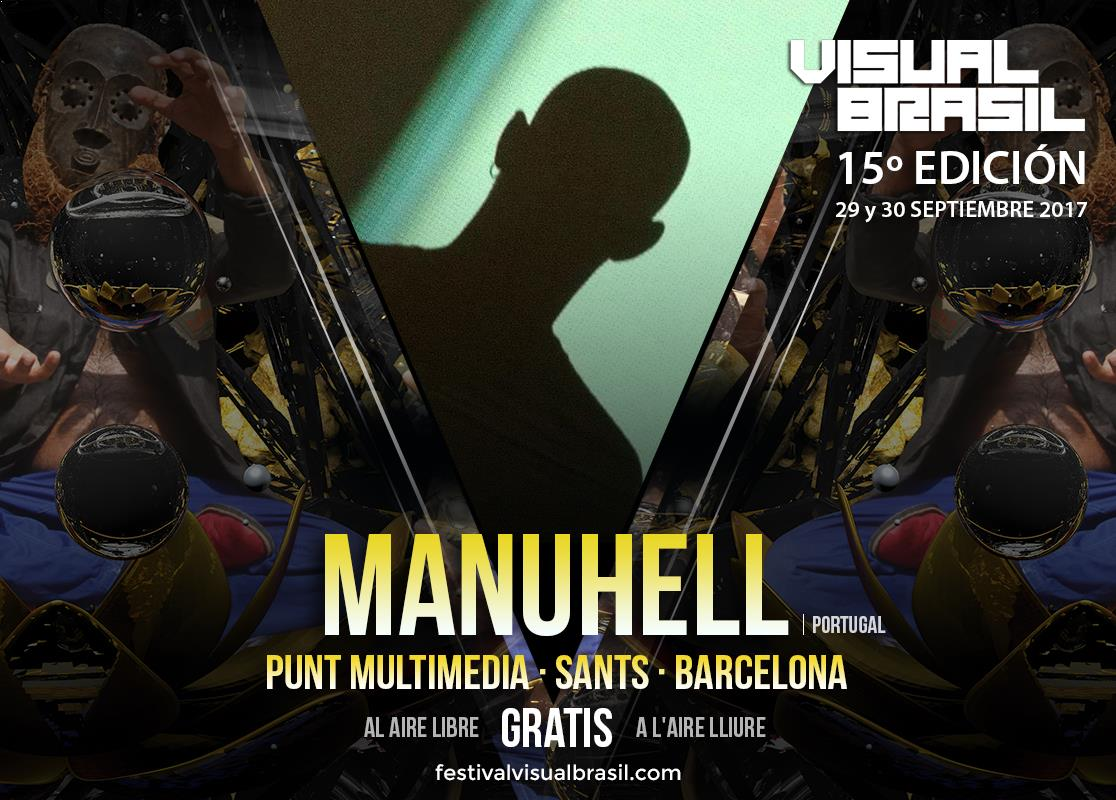 Vbrasil Artists 2017 Manu Hell