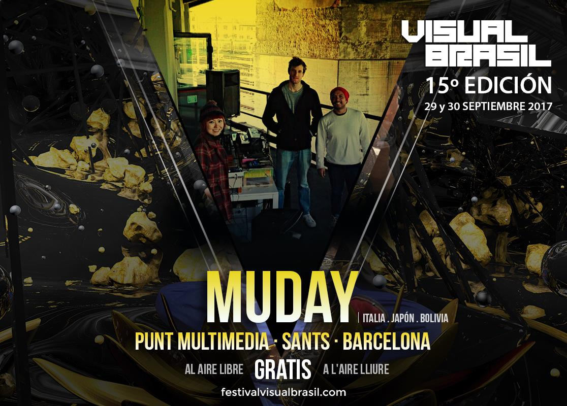Vbrasil Artists 2017 Muday