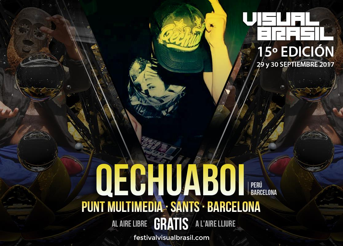 Vbrasil Artists 2017 Qechuaboi
