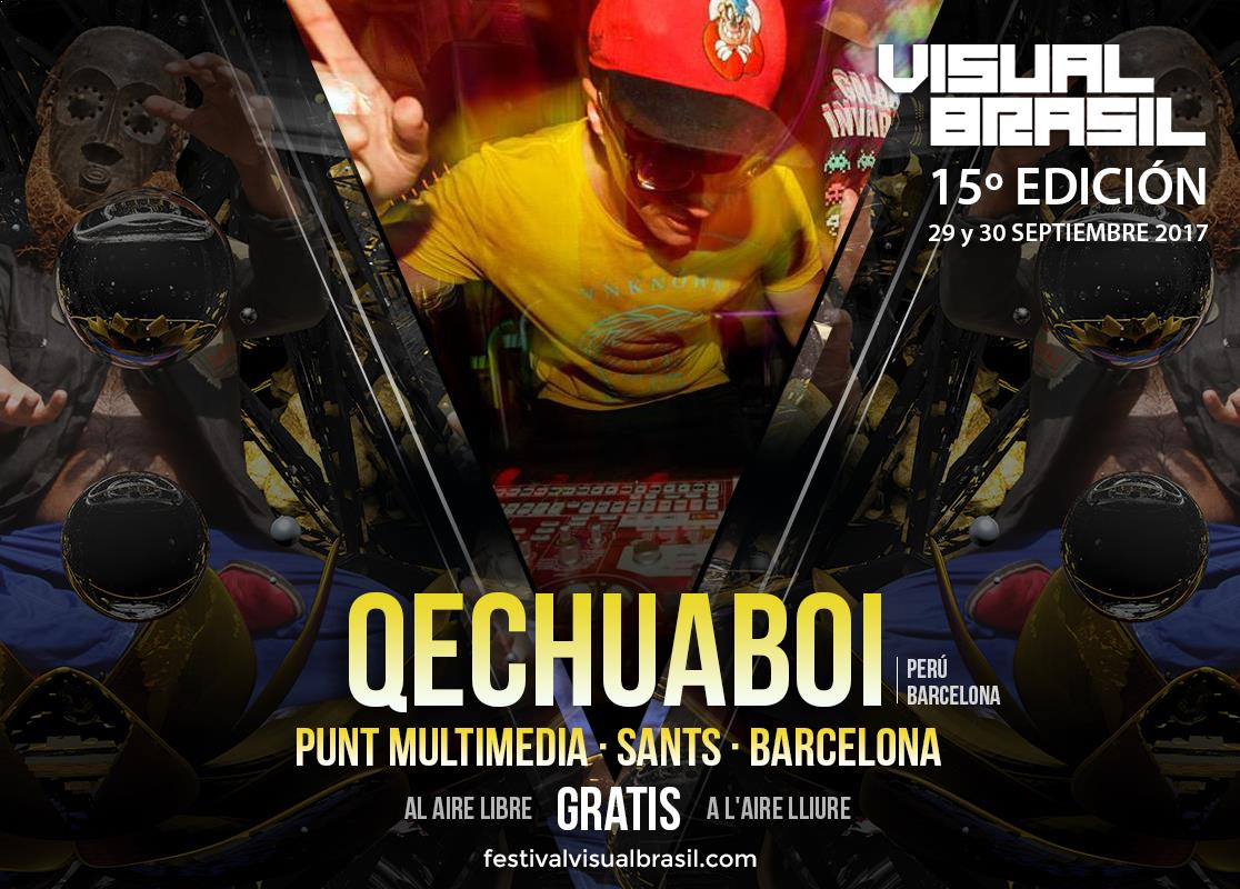 Vbrasil Artists 2017 Qechuaboi2