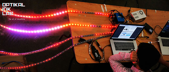 Taller de LED Mapping y Stage Design